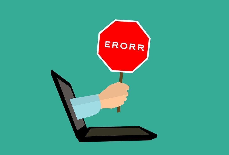 fejl på arbejdspladsen der bør undgås