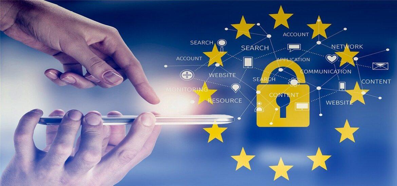 Dine data bliver beskyttet med GDPR-lovgivningen